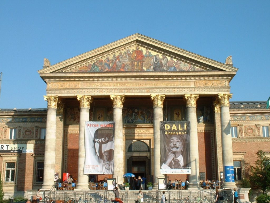 Ausstellung Budapest: Salvador Dali, Das Goldene Zeitalter