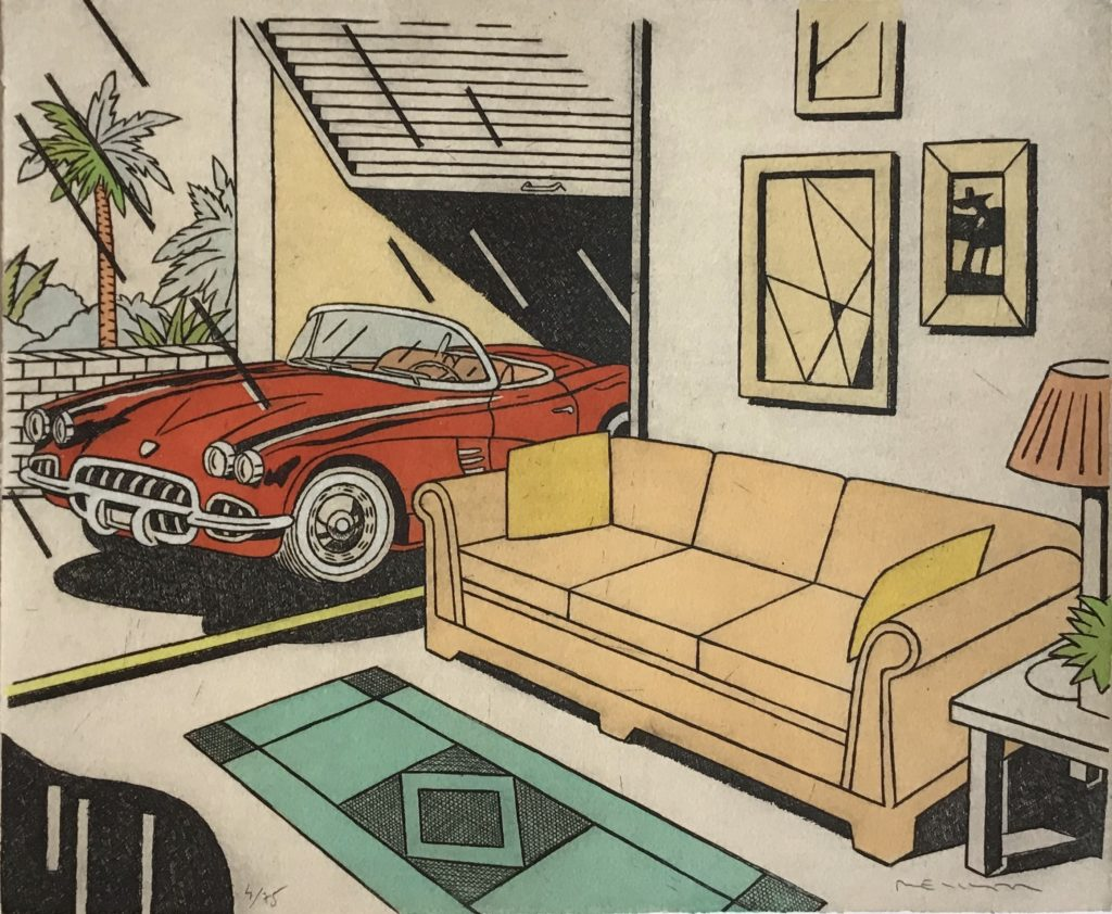 Hommage à Lichtenstein