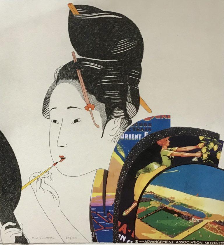 Japanerin: Etiquetas viaje II