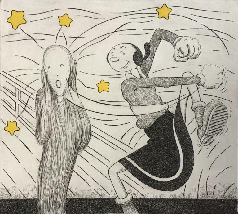 Olivia - Munch