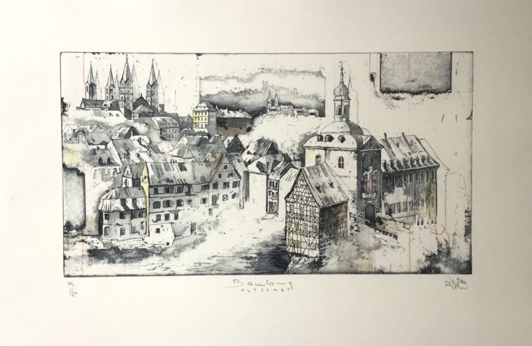 BAMBERG - Altstadt
