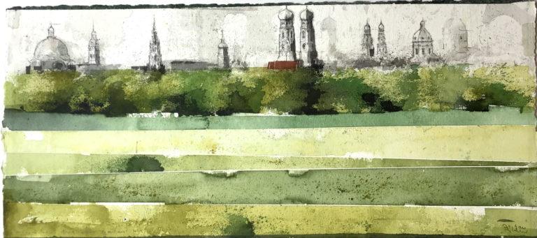 MÜNCHEN-Englischer Garten